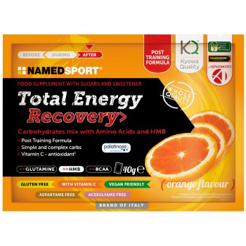 NAMEDSPORT Total Energy Recovery *mit L-Glutamin & HMB*