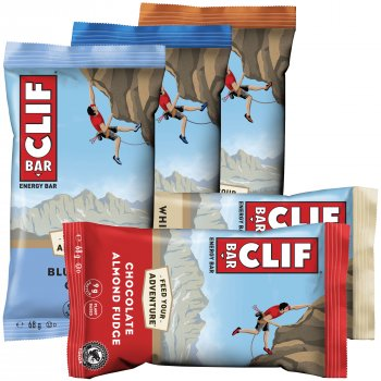 CLIF Energy Bar Riegel Testpaket