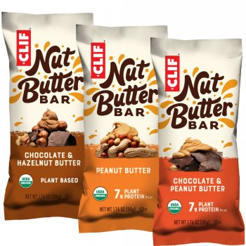 CLIF Nut Butter Bar Testpaket