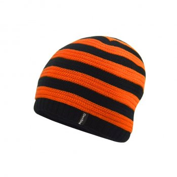 DexShell Children Beanie Mütze | Wasserdicht | Orange