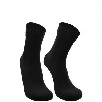 DexShell Ultra Thin Short Socks | Wasserdicht | Schwarz