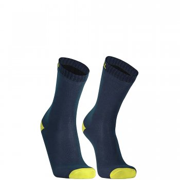 DexShell KINDER Ultra Thin Short Socks | Wasserdicht | Dunkelblau