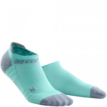 CEP Run 3.0 No Show Compression Socks Herren | Ice Grey