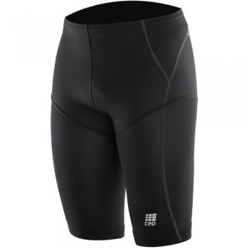 CEP Run Compression Short Herren | Black