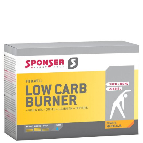 Sponser Low Carb Burner