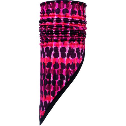 Polar Bandana Buff - Pinksberry Black -