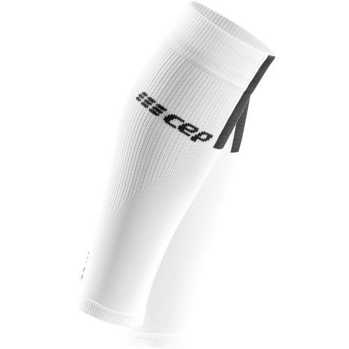 CEP | 3.0 Compression Calf Sleeves | Herren | White Dark Grey